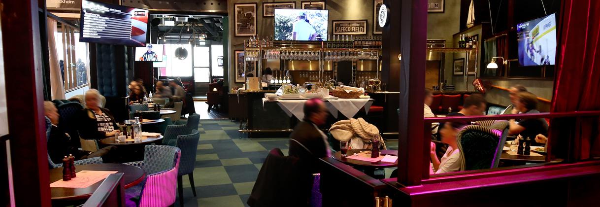 På Tolv Stockholm finns restauranger för alla smaker under ett tak ...
