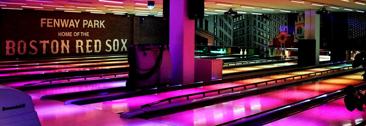 bowling och mat stockholm